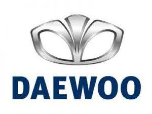 Daewoo auto logo