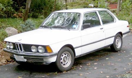 1982 BMW 318