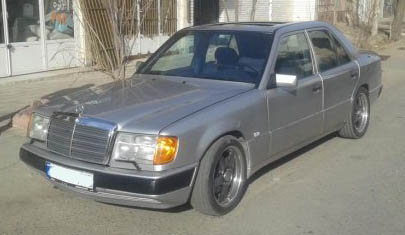 benz 124 - 1985