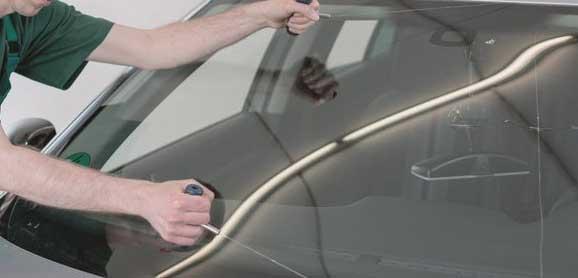 خدمات شیشه اتومبیل