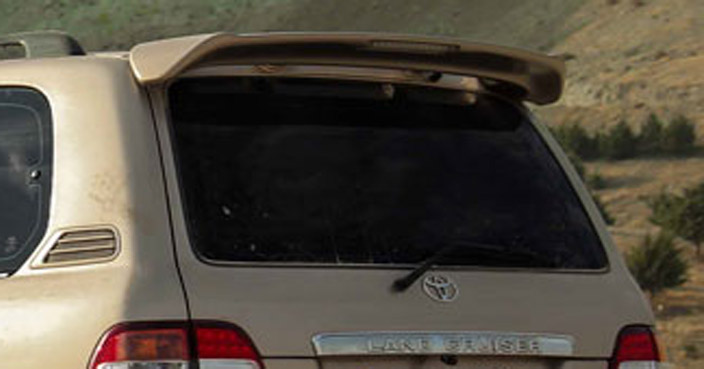 شیشه عقب تویوتا لندکروز 2005
