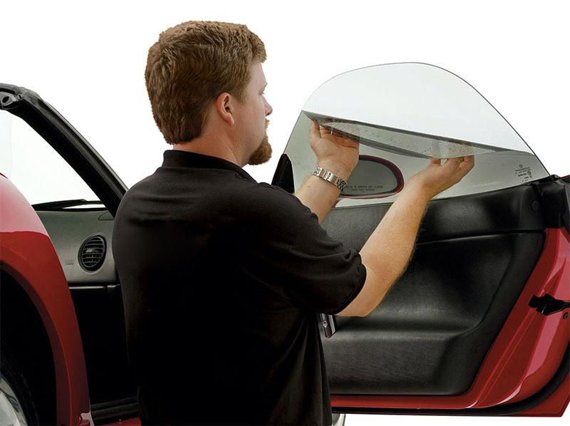 شیشه دودی ماشین