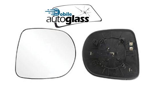 شیشه آینه بغل لکسوس rx350