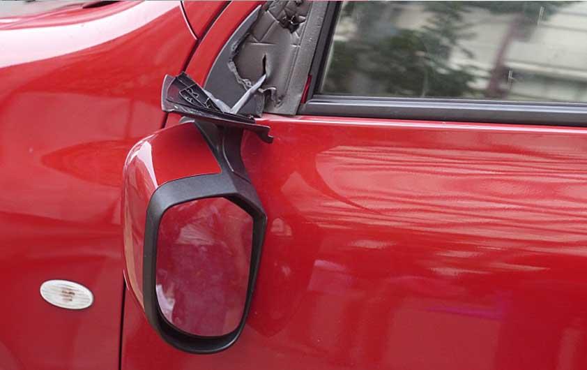 تعمیر آینه بغل خودرو