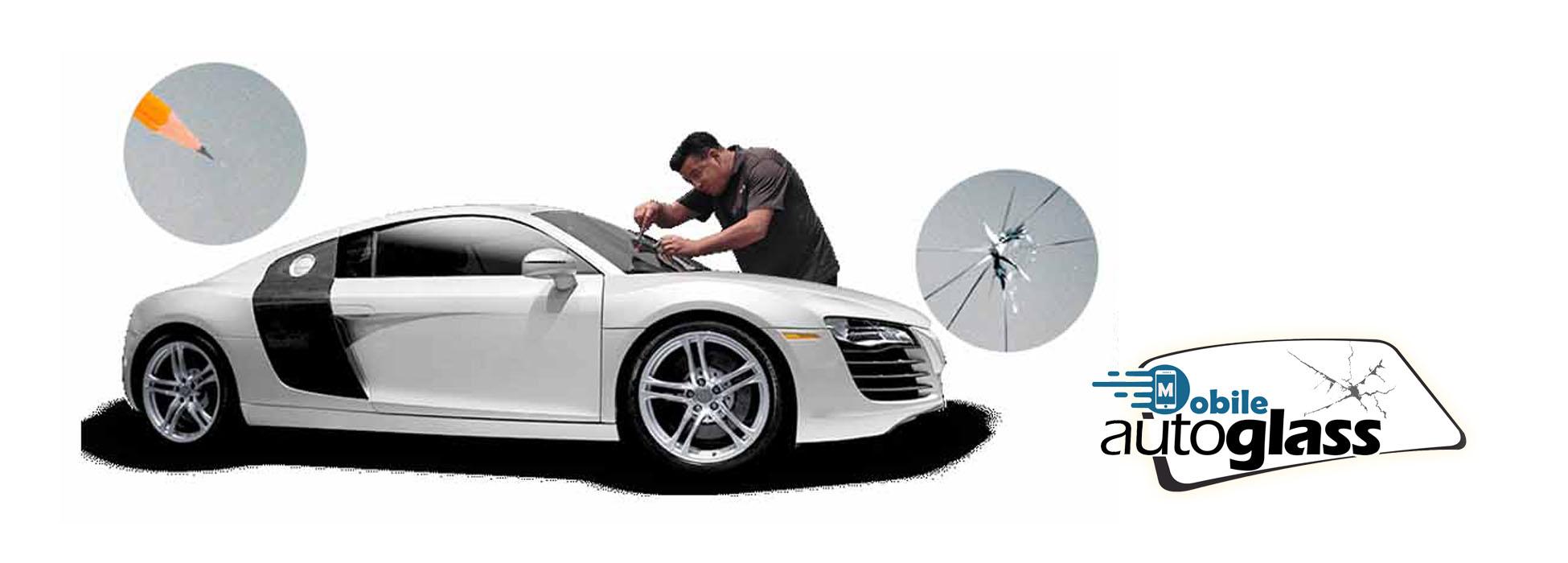 ترمیم شیشه اتومبیل